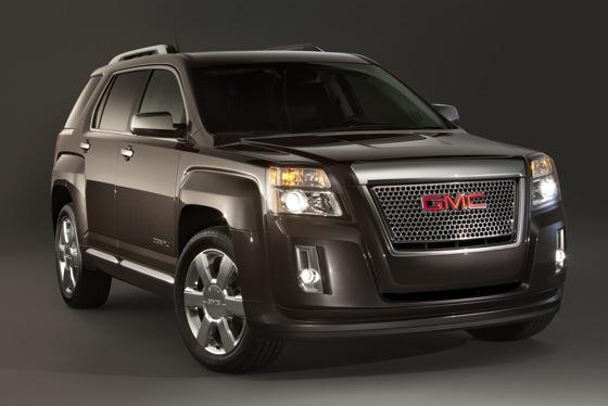 GMC Shows New 2013 Terrain Denali featured image large thumb0