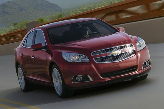 More Engines for 2013 Chevrolet Malibu featured image large thumb0