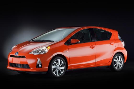 Toyota Released Online Prius c Configurator featured image large thumb0