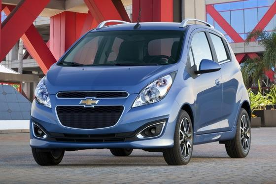 2013 Chevrolet Spark Priced Under $13,000 featured image large thumb0