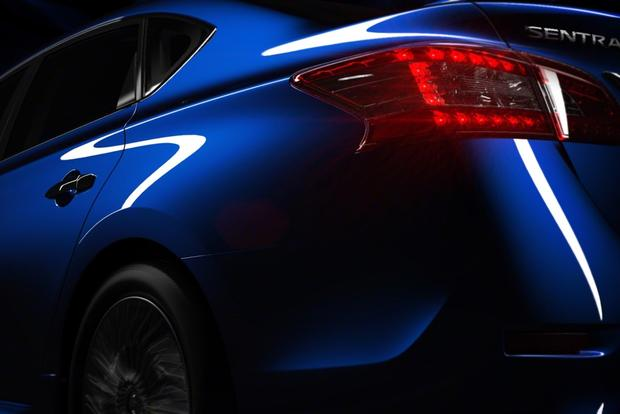 Nissan Previews Upcoming Sentra featured image large thumb0