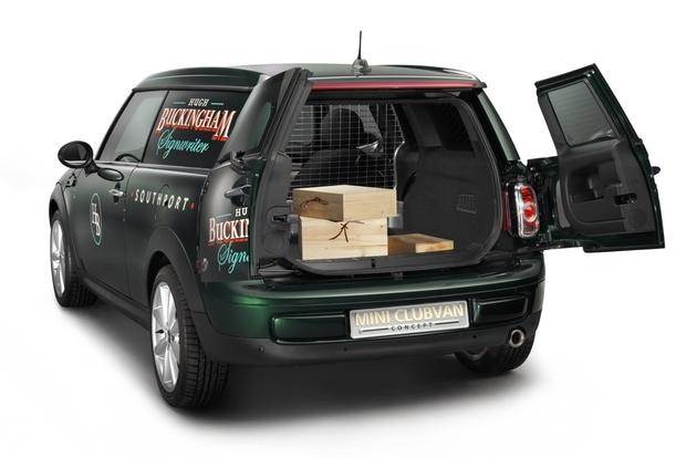 Mini Confirms Clubvan for US featured image large thumb0