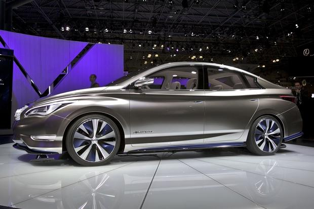 Electric Car Good Fit For Infiniti Autotrader