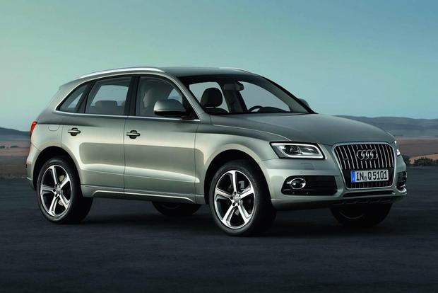 Audi Confirms Q5 Hybrid On Sale in U.S. at End of 2012 featured image large thumb0