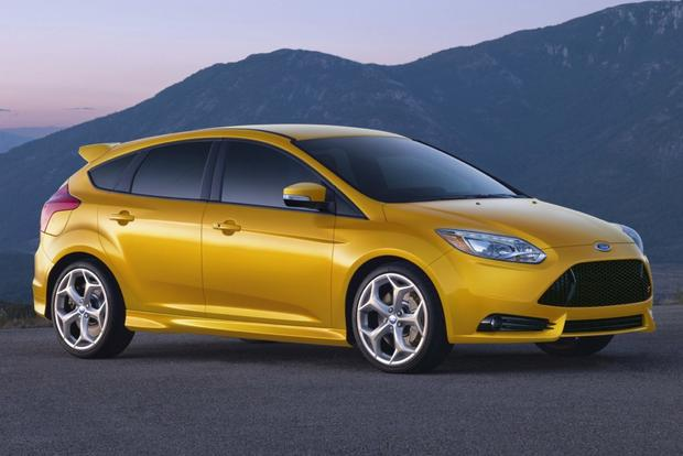Ford Offering GoPro to First Focus ST Buyers featured image large thumb0
