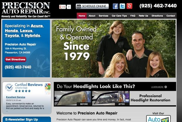 AutoInc. Magazine Chooses Top Auto Repair Shop Websites featured image large thumb0