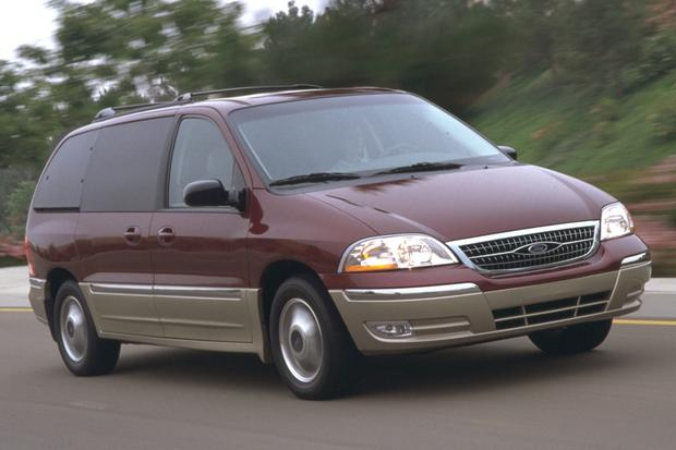 Ford Adds 27,000 Windstars to Widespread Recall featured image large thumb0
