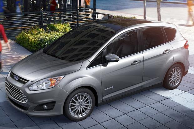 Ford Prices Upcoming C-Max Hybrid featured image large thumb0