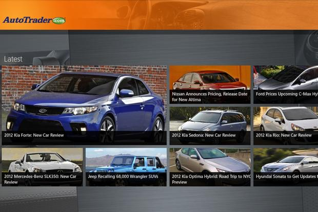 AutoTrader.com Offers Showcase App to Windows 8 Early Adopters featured image large thumb0