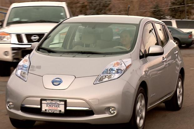 Nissan Shows Another Use for the Electric Car: Emergency Power featured image large thumb0