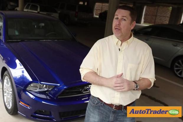 Best Mustang for $30K? New vs. Classic - Video featured image large thumb1