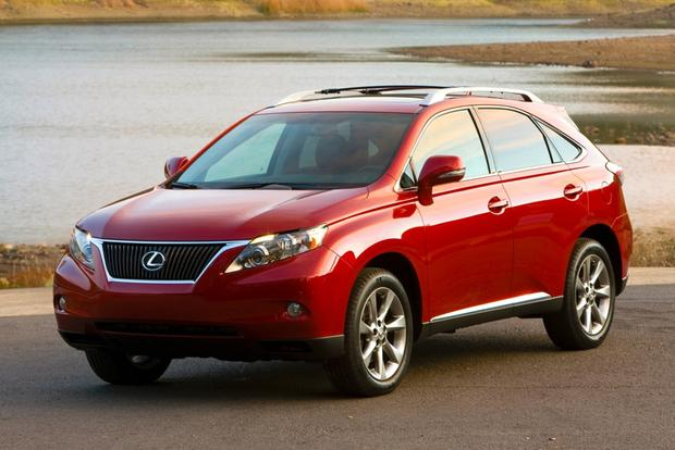 Lexus Recalls 2010 RX Models featured image large thumb0