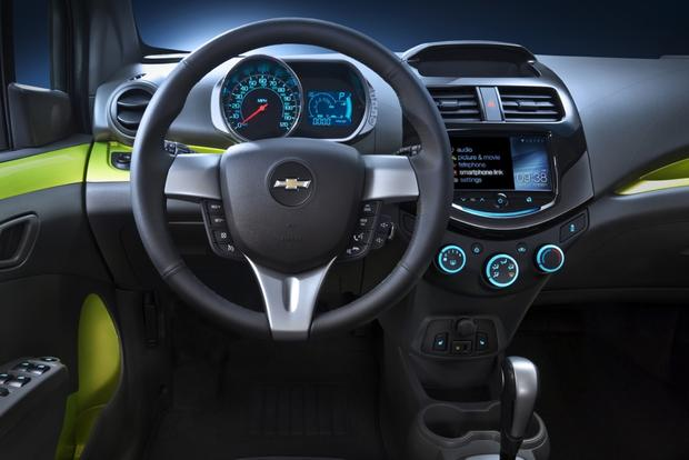 Chevrolet Dropping CD Player on 2013 Spark Subcompact featured image large thumb0