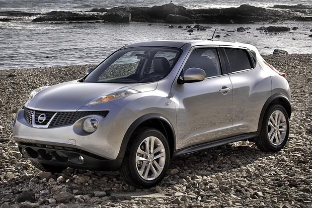 nissan recalls 11 000 juke models autotrader. Black Bedroom Furniture Sets. Home Design Ideas