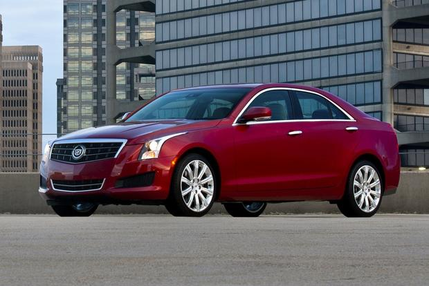 epa announces cadillac ats fuel economy autotrader. Black Bedroom Furniture Sets. Home Design Ideas