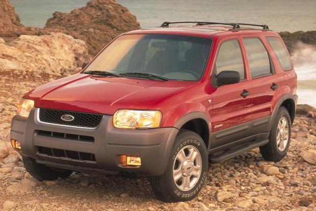 Ford And Mazda Recalling Escape Tribute Suvs