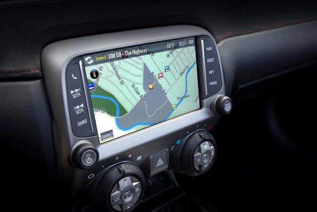 Chevrolet to Offer Navigation in 2013 Camaro featured image large thumb0