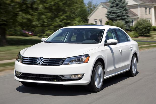 VW Updates Passat for 2013 featured image large thumb0