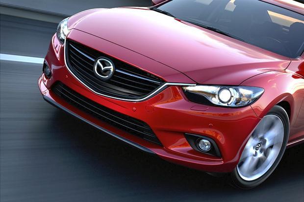Mazda Reveals 2014 Mazda6 Sedan featured image large thumb0