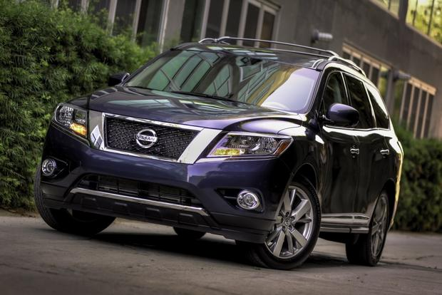 2013 Nissan Pathfinder Revealed on Facebook featured image large thumb0