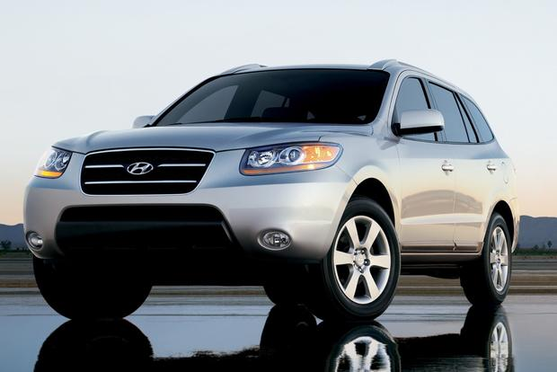 Hyundai Santa Fe, Sonata Recalled for Airbag Issue featured image large thumb0