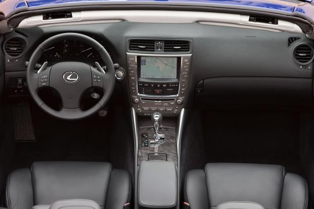 2013 Lexus IS Offers App Suite and HD Radio featured image large thumb0