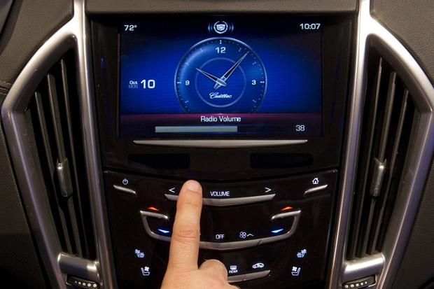 2013 Cadillac ATS Offers CUE and Apple iPad featured image large thumb0