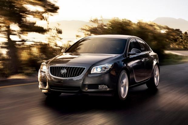 Pricing Announced for 2013 Buick Regal featured image large thumb0