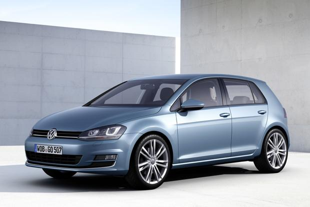 All-New 2014 Volkswagen Golf Revealed featured image large thumb0