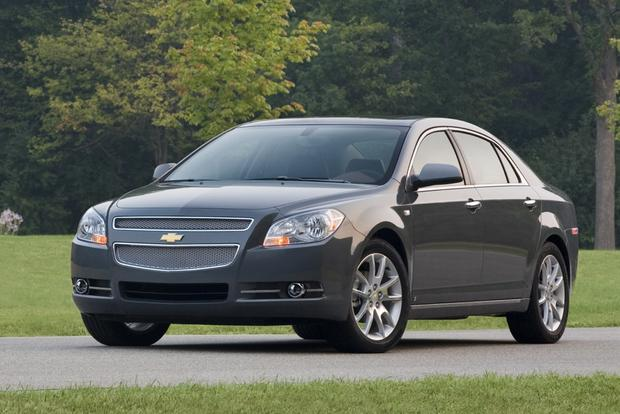 Broad GM Recall Includes Chevrolet, Pontiac and Saturn Models featured image large thumb0