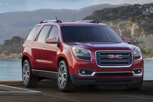 9 New GM Cars Coming to Buick, GMC featured image large thumb0