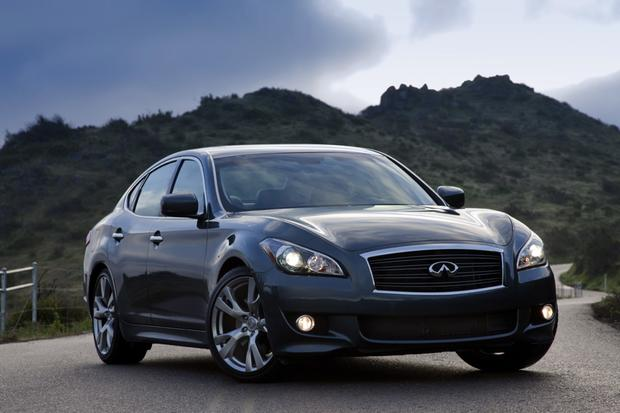 Infiniti Emotional Attachment Highest Among Auto Brands featured image large thumb0