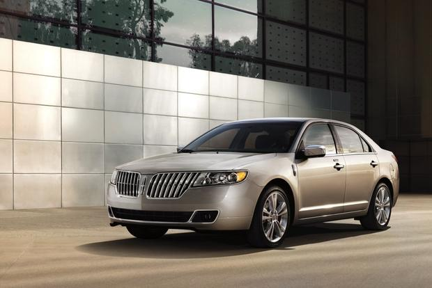 Lincoln MKZ Offers Pull-Ahead for Lease Customers featured image large thumb0