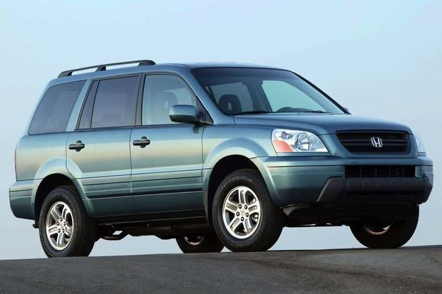 Honda Pilot, Civic Headlights Subject of Latest Honda Recall ... on