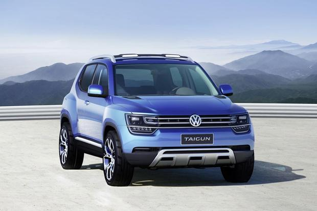 Volkswagen Taigun SUV Concept Revealed in Brazil featured image large thumb0