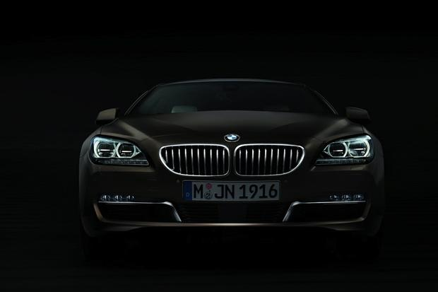 BMW M6 Gran Coupe Teased Ahead of Detroit featured image large thumb0