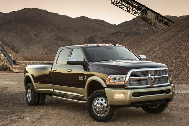 2013 RAM Heavy Duty Updated with New Styling, Revised Powertrain featured image large thumb0