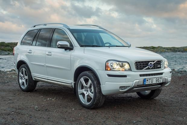 All-New Volvo XC90 Coming in 2014 featured image large thumb0