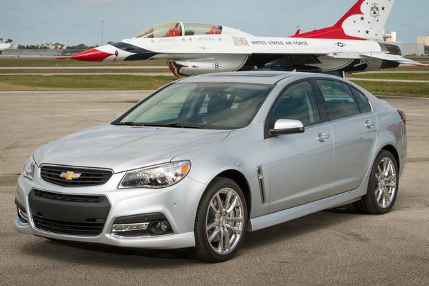 2014 Chevrolet SS Unveiled in Daytona featured image large thumb0
