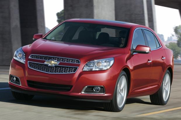 2013 Chevrolet Malibu Prices Are Cut featured image large thumb0