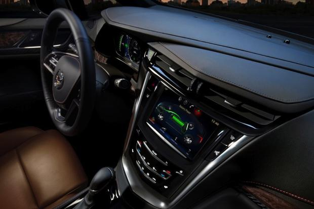 Cadillac CUE Infotainment Adding Siri and Other Updates featured image large thumb0
