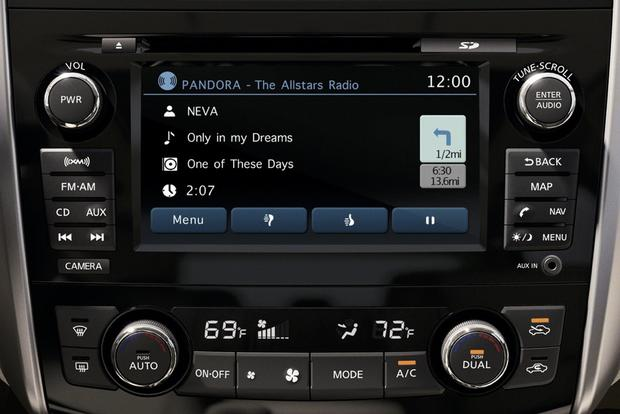 2013 Nissan Leaf Adding More Efficient Bose Audio System Autotrader