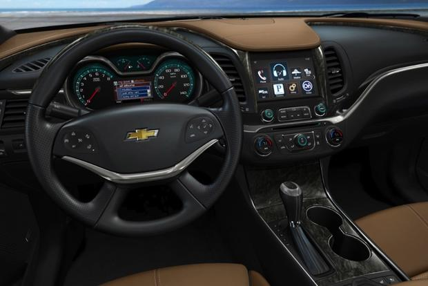 2014 Chevrolet Impala Offers Advanced Valet Mode featured image large thumb0