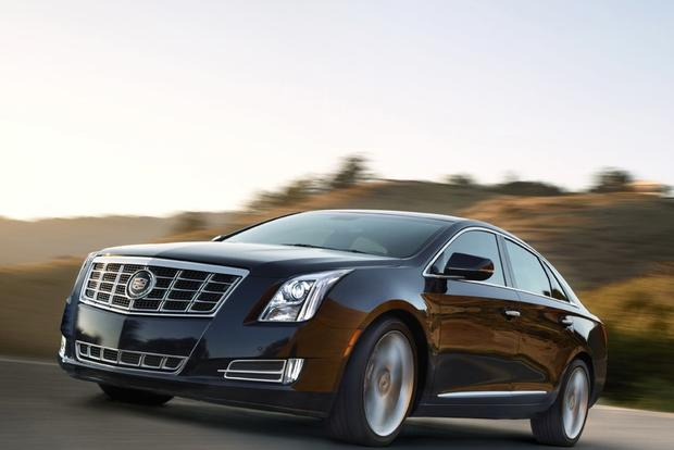 2014 Cadillac XTS to Add Twin-Turbo V6 featured image large thumb0