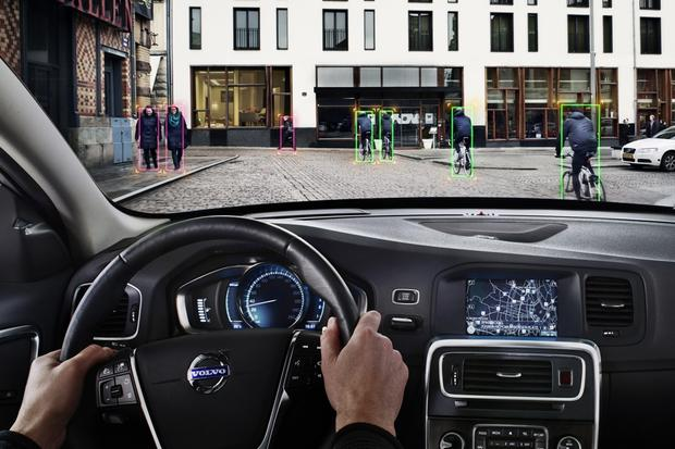 Volvo's Cyclist Detection Technology Debuts for the 2014 Model Year featured image large thumb0