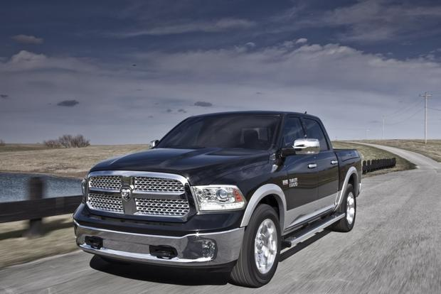 2014 RAM 1500 to Gain Diesel Power this Summer featured image large thumb0