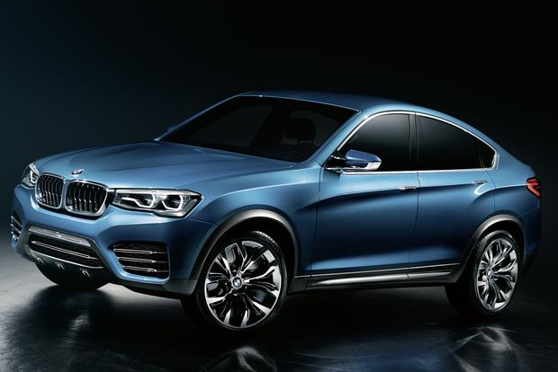 BMW X4 Concept Unveiled in Shanghai featured image large thumb0