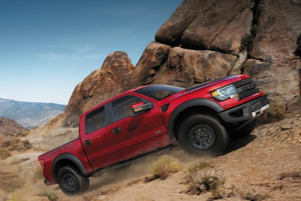 2014 Ford Raptor Offered in Special Edition featured image large thumb0