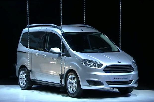 2014 Ford Transit Courier Unveiled featured image large thumb0