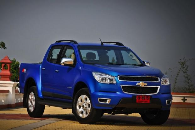 2015 Chevy Colorado Truck